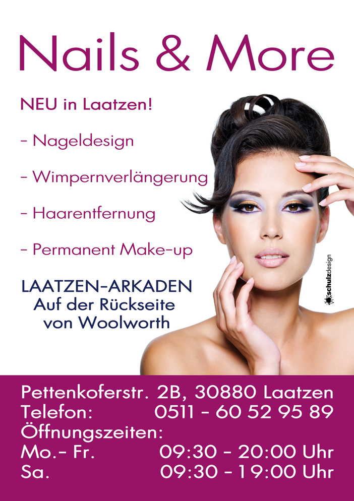 Nails & More Beautysalon Nageldesign Laatzen