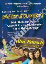 Alm-Rausch-Oberstufenparty