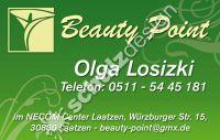 Beauty-Point-Visitenkarte
