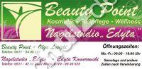 Beauty-Point-Firmenschild