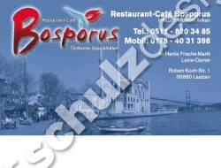 Bosporus-Sektflasche