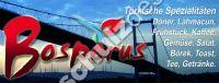 Bosporus Schild 1300 x 500