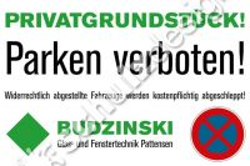 Budzinski-Schild-ParkverbotV2