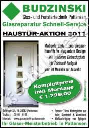 Budzinski-Anzeige-Herold-1,4-Haustuer-Aktion-2011