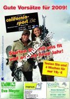 California Plakat Vorsaetze