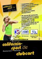 California Clubkarte A62
