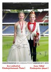 Prinzenpaare-Postkarte-Kinder1