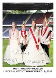 Prinzenpaare-Postkarte-Familie1