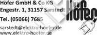 Hoefer-Stempel-Sarstedt
