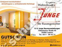 Junge-Anzeige-702-Vorhaenge-gelb
