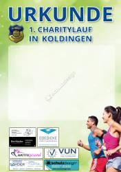 KSV-Urkunden-Charitylauf