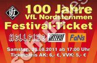VfL-Konzert-Ticket