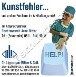 Lippmann-Anzeige-Kunstfehle