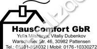 HausComfort-Stempel
