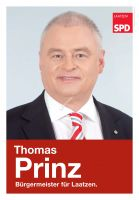 Plakat Thomas Prinz