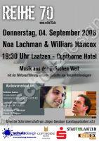 Plakat DIN A1 Reihe 70 2008-09-04