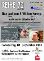Plakat DIN A2 Reihe 70 2008-09-04
