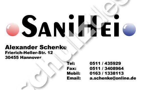 sanhei sanit r und heizung alexander schenke hannover. Black Bedroom Furniture Sets. Home Design Ideas