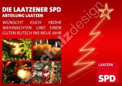 SPD-Plakat-A4-Weihnachten-Laatzen