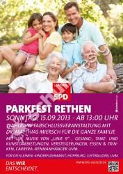 SPD-Rethen-Gleidingen-Parkfest-2013