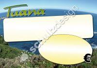 Tuana-Preisschilder