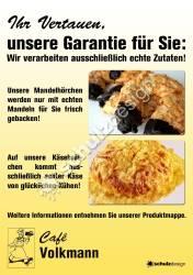 Volkmann-Plakat-Analogkaese
