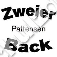 Zweier-Back-Stempel