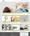 Webdesign Referenz Physiotherapie Praxis