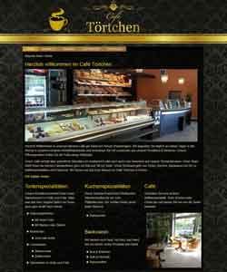 Webdesign Café, Konditorei & Bäckerei Hemmingen