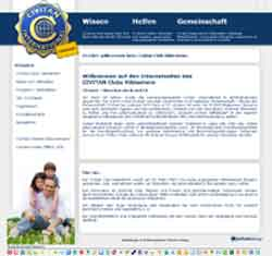 Webdesign Civitan Club Hildesheim