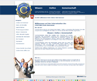 Webdesign Civitan Club Hannover