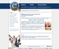 Webdesign Civitan Club Hannover