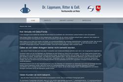 Webdesign Deka Rechtsanwälte Laatzen