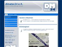 Webdesign dimatec24 e.K. Pumpen- und Elektroservice Laatzen