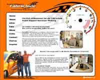 Webdesign Fahrschule André Klippert Hannover