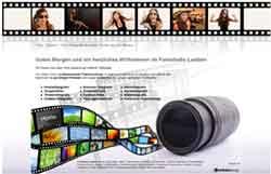 Webdesign Fotostudio Fotoatelier Laatzen