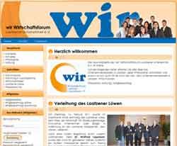 Webdesign Webpraesenz Laatzener Unternehmernetzwerk