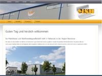 Webdesign Metallbeize und Stahlhandel Pattensen