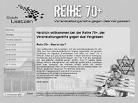 Webdesign Stadt Laatzen - Reihe 70+ Veranstaltungsreihe gegen das Vergessen Laatzen
