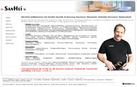 Webdesign SanHei Sanitär und Heizung Hannover