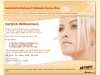 Webdesign Webseite Schönheit und Wellness Pattensen