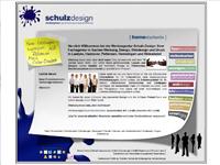 Webdesign Werbeagentur Schulz-Design 2008 Hannover Laatzen
