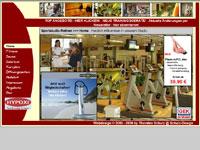 Webdesign Sportstudio Rethen Laatzen