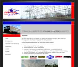 Webdesign Stein GmbH Holz- und Stahlgerueste Laatzen