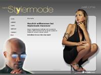 Webdesign Webseite Stylermode Hannover