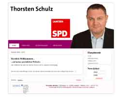 Webdesign Thorsten Schulz SPD Laatzen