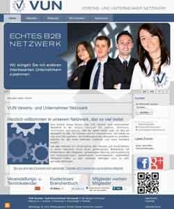 Webdesign Vereins- und Unternehmer Netzwerk Hannover Laatzen Pattensen